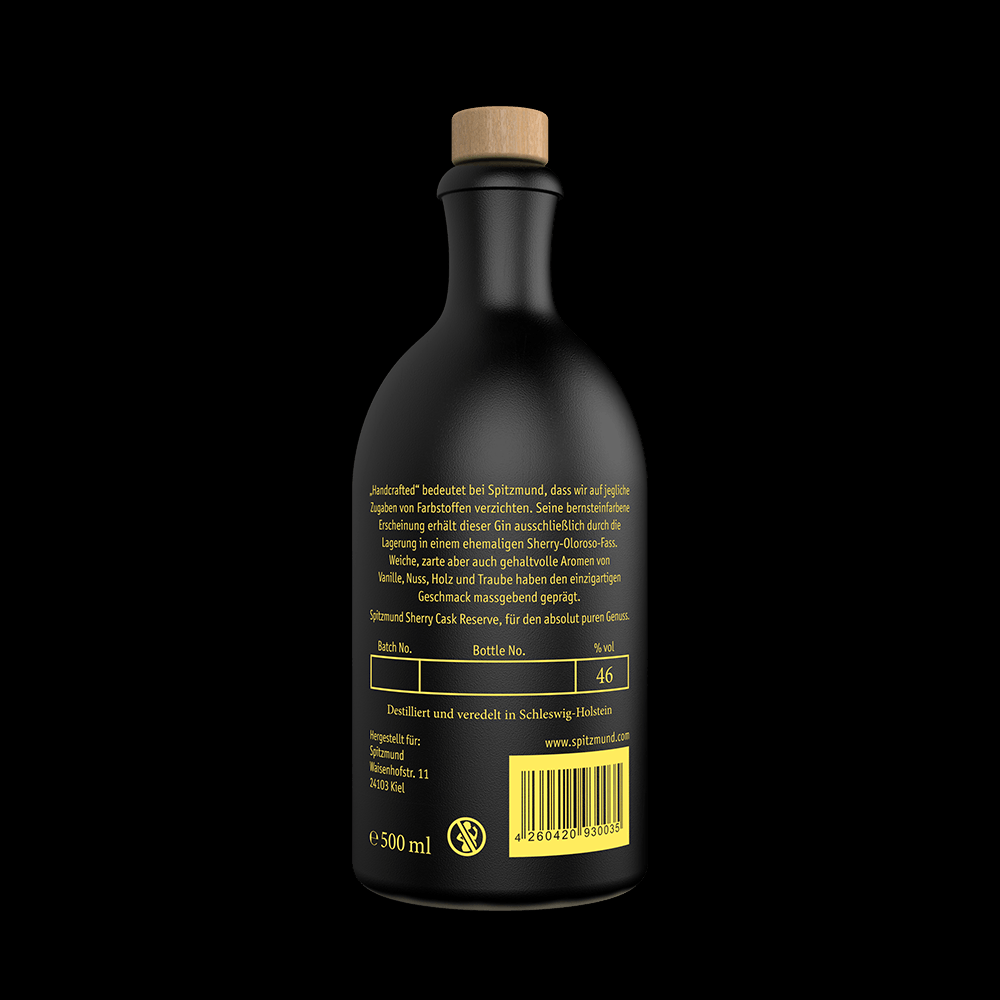 Sherry Cask Reserve Gin